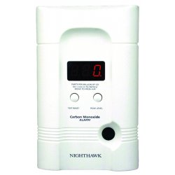Kidde Fire and Safety - 900-0099-01 - Carbon Monoxide Alarm- Digital Monitor