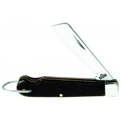 "Klein Tools - 1550-11 - Pocket Knife, Fine Blade Edge 2-1/4"" Blade Length"