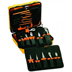 Klein Tools - 33527 - Insulated Tool Set, Number of Pieces: 22