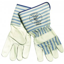 Klein Tools - 40012 - Long-Cuff Gloves (Pack of 2)