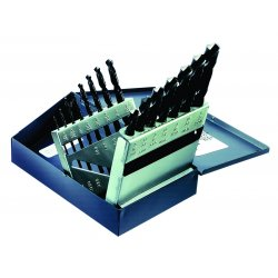 Klein Tools - 53001 - Drill Bit Set 15pc Reg Point Klein