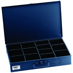 Klein Tools - 54451 - Klein 54451 Adjustable Compartment Storage Box X-Large