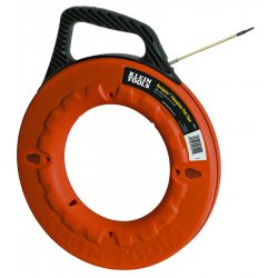 Klein Tools - 56010 - Klein 56010 Fish Tape with Leader, 100'
