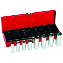 "Klein Tools - 65502 - 3/8"" Deep Socket Set"