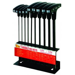 Klein Tools - 70152 - Klein T-Handle Hex Key Wrench Sets