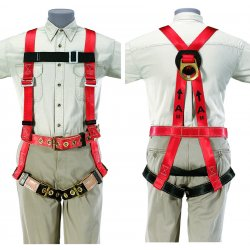 Klein Tools - 87075 - Large Full Body Harness, Ea
