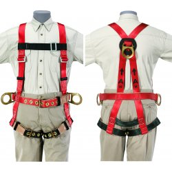 Klein Tools - 87080 - Medium Full Body Harness, Ea