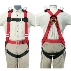 Klein Tools - 87841 - Full-Body Fall-Arrest/Retrieval Harness (Each)