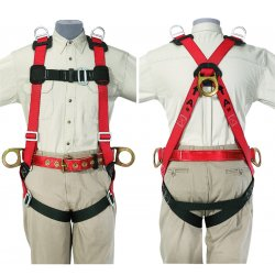 Klein Tools - 87852 - Large Full Body Harness, Ea