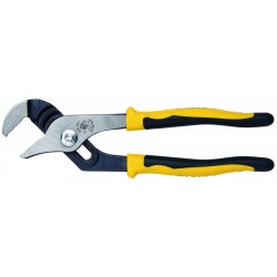 "Klein Tools - J50210 - Klein Tools Journeyman Pump Pliers - 10.3"" Length - Yellow/Black - 1.02 lb - Comfortable Grip, Non-slip Grip"