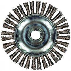 "Advance Brush - 82690 - 4-7/8"" Combitwist Stinger Bead Wheel .020 Cs Wir"