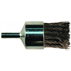 Advance Brush - 83151 - 3/4 Knot Wire End Brushstr Cup .010 Ss Wire 1/4