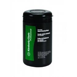 "Kimberly-Clark - 58310 - Kimberly-Clark Wypall Heavy-duty Waterless Hand Wipe - Citrus - 12"" x 10"" - Green - Pre-moistened - 50 Sheets - 50 / Each"