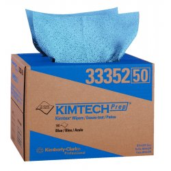 "Kimberly-Clark - 33352 - Disposable Wipes, 12-1/10"" x 16-5/8"", 180 Wipes per Container, 1 EA"