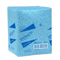 Kimberly-Clark - 33560-50 - Kimtex Right Rag 1/2 Fold Shop Towel 66/box