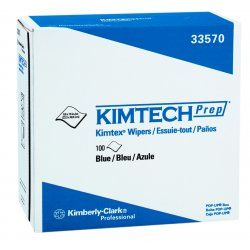 "Kimberly-Clark - 33570 - Disposable Wipes, 8-4/5"" x 16-4/5"", 100 Wipes per Container, 5 PK"