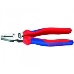 "Knipex Tools - 0202200 - 8"" High Leverage Combination Pliers, Ea"
