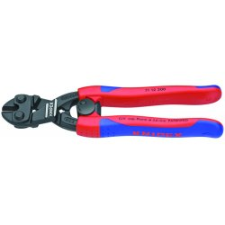 "Knipex Tools - 7112200 - 8"" Lever Action Center Cutter W/spring Comf Grip"