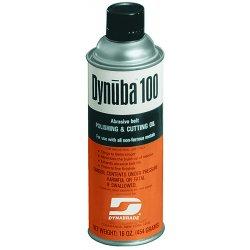 Dynabrade - 60000 - Dynabrade Dynuba Red 11 1/4 Ounce Aerosol Can Abrasive Belt Cleaner