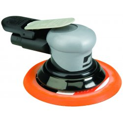 Dynabrade - 69025 - Air Random Orbital Sander with 6 Pad Size, Non-Vacuum, 3/16 Orbit Dia.