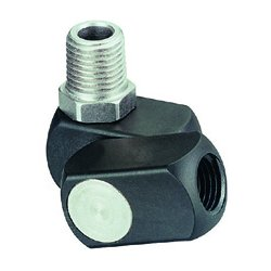 Dynabrade - 94300 - Composite Swivel Connector with (M)NPT x (F)NPT Hose Connection