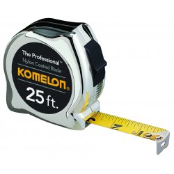 Komelon - 430 - Professional Series Power Tapes (Pack of 4)