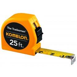 "Komelon - T3925 - 1""x25' Yellow Tradesmanmeasuring Tape"