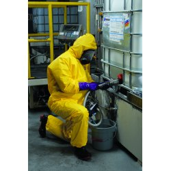 Kimberly-Clark - 00688 - A70 Chem Spray Protection Apparel Yel Xxxxxl