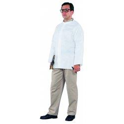 Kimberly-Clark - 36214 - Xlarge Kleenguard Whiteshirt 5 Snap Front