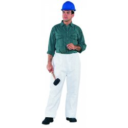 Kimberly-Clark - 36224 - Kimberly-Clark Professional* X-Large White KleenGuard* A20 SMS Disposable Breathable Particle Protection Pants