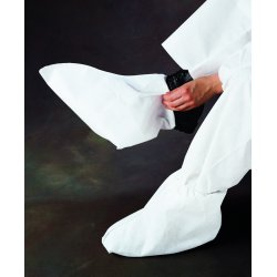 Kimberly-Clark - 36880 - Kimberly-Clark Professional* One Size Fits All White KleenGuard* A20 SMS Disposable Breathable Particle Protection Boot Cover