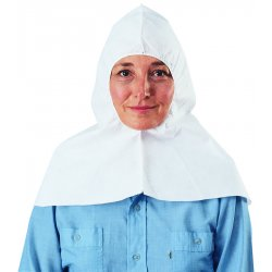 Kimberly-Clark - 36890 - A20 Breathable Particle Protection Hood, White, One Size Fits All, 100/Ctn