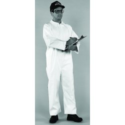 Kimberly-Clark - 45424 - KleenGuard A70 Chemical Splash Protection Coveralls (Case of 25)