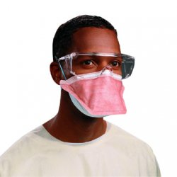 Kimberly-Clark - 46767 - Respirator Disposable With Safety Sealing Kimberly-clark Technol Standard Niosh, Ea