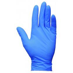 Kimberly-Clark - 90095 - Kleenguard G10 Arctic Blue Nitrile Gloves- Xs