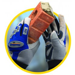 Kimberly-Clark - 97033 - KleenGuard G50 Mechanics Gloves (Pack of 12)