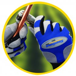 Kimberly-Clark - 97635 - KleenGuard G50 Mechanics Utility Gloves (Pack of 12)