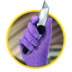 Kimberly-Clark - 98246 - KleenGuard G60 Cut Resistant Gloves (Pack of 2)