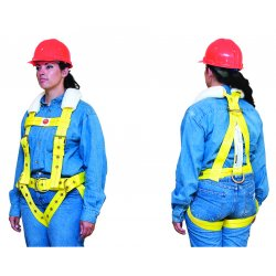 Lewis Manufacturing - 18-1103 - Fah-3-y Harness Large 18-1103