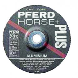 Pferd - 61307 - 9 X 1/4 X 5/8-11 T27 Gwa24 N Sg-alu