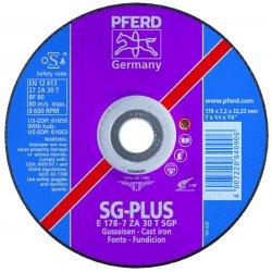 Pferd - 61664 - 9 X 1/4 X 5/8-11 T27 Gwza30 T Sgp
