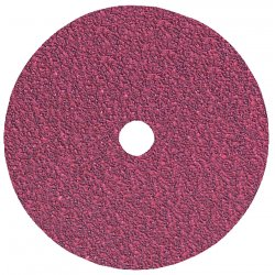 "Pferd - 62420 - 4.5""x7/8"" Fiber Disc Ceramic Oxide Co-cool 80 Gr"