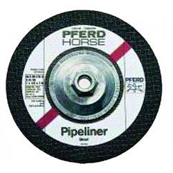 Pferd - 63405 - 4-1/2 X 1/8 X 5/8-11 T27ppl Whl 4.1mm A24 R Sg