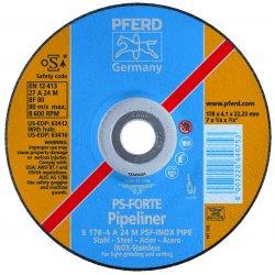 Pferd - 63415 - 5 X 1/8 X 5/8-11 T27 Pplwhl 4.1mm A24 M