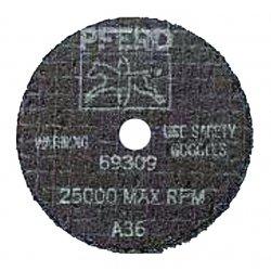 Pferd - 69303 - PFERD 69303 Type 1 Cut-Off Wheel; 3 Inch x 0.035 Inch x 3/8 ...