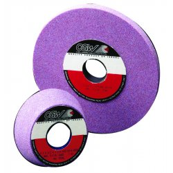 CGW Abrasives - 34203 - 5x1-3/4x1-1/4 T11 As3-46-i-vcer Surf. Gr. Wheel, Ea