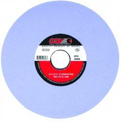 CGW Abrasives - 34318 - 7x1/2x1-1/4 T1 Az46-h8-v32a Surface Grind. Wheel, Ea