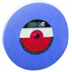CGW Abrasives - 34490 - 14X2X5 (R/2-8X3/8) AZ46-K8-V32A AZ Premium Blue, EA