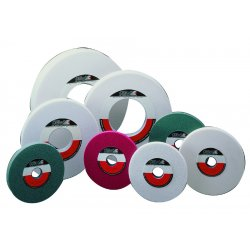 CGW Abrasives - 34696 - 8x1x1-1/4 T5 Wa46-i-v Grinding Wheels, Ea