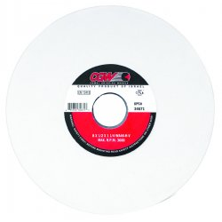 CGW Abrasives - 34760 - 12x1x5 T1 Wa60-k-vgrinding Wheels, Ea
